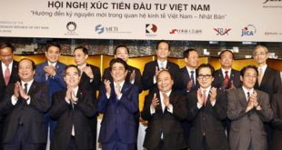 Vietnam, Japan ink $22bn worth of trade deals at 'historic' conference